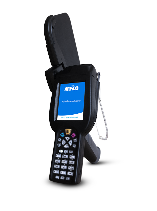 Mobilne skontrum RFID