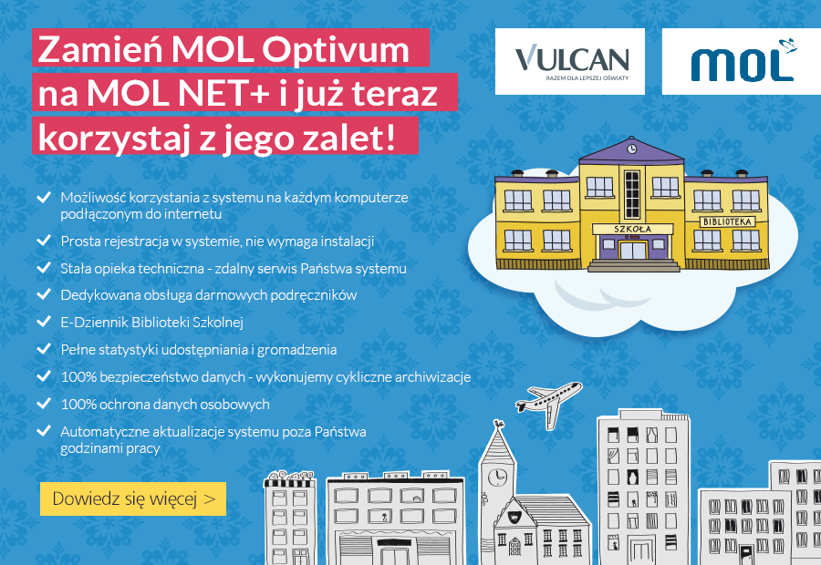 Migracja z MOL Optivum do MOL NET+